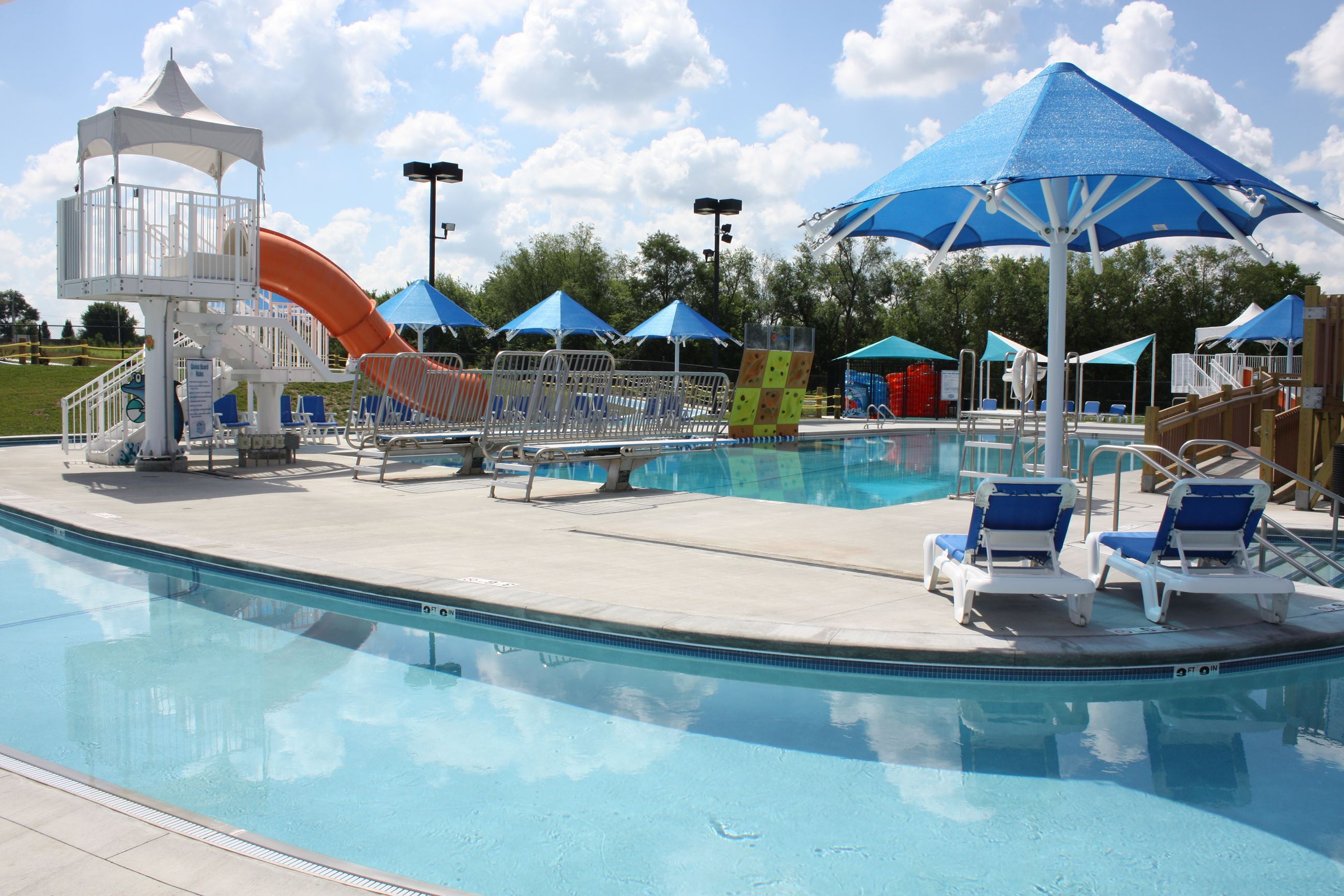 Aquatic Center 2
