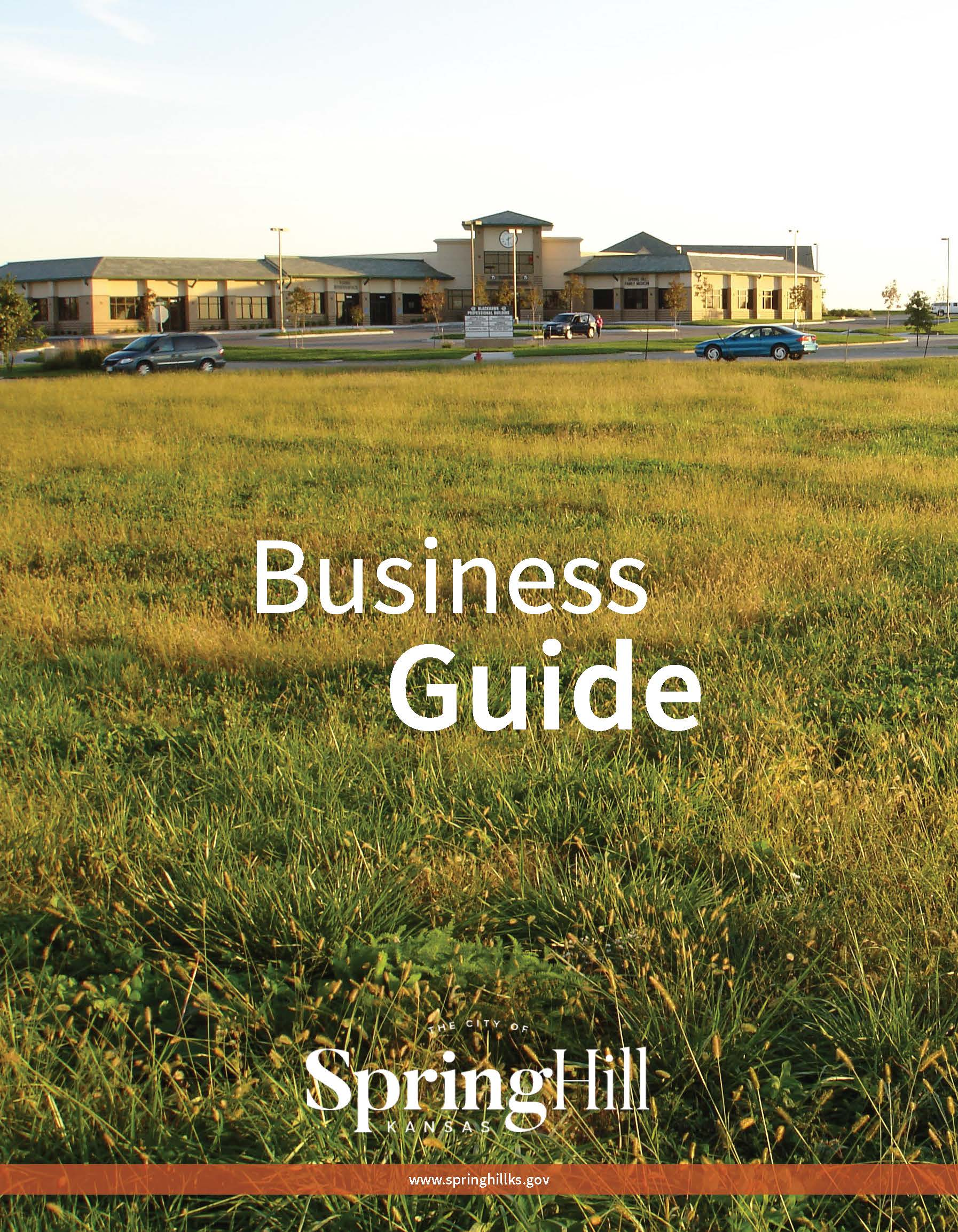 Spring Hill KS Business Guide print_Page_01