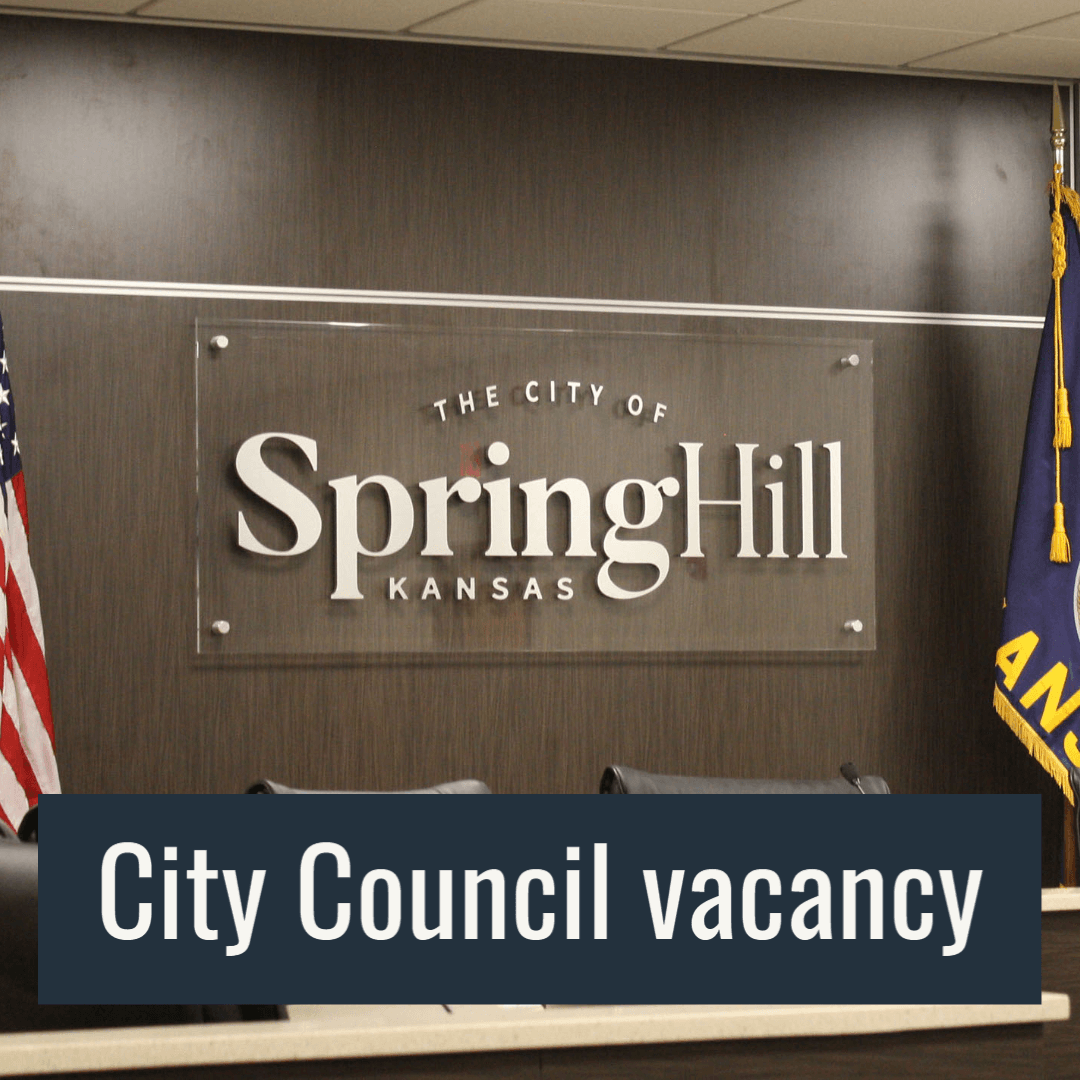 City Council vacancy graphic