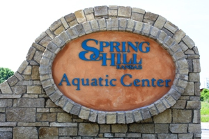 Spring hill ks official website aquatic center features - Spring hill recreation center swimming pool ...
